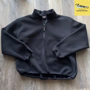 L.L. Bean Men's Quarter Zip Fleece